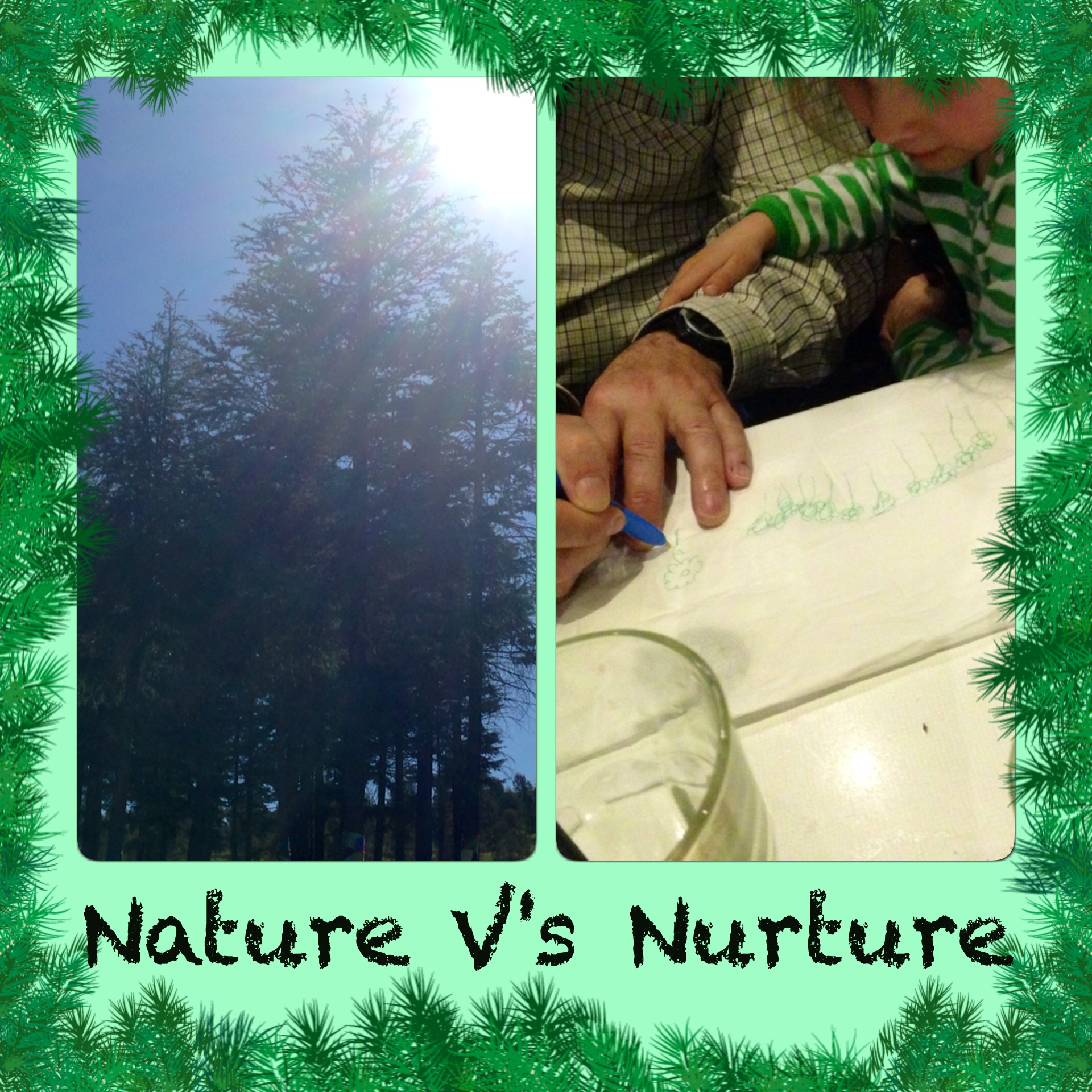 nurture vs nature the role of parenting and genetic inheritances in developing personality traits This classic nature versus nurture argument has continued for decades, and while considered outdated in many scientific circles, remains an important tool for aiding in the determination or explanation of a person's personality.
