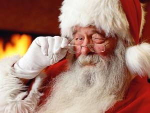 Santa now