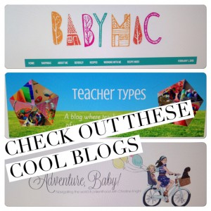 check out these cool blogs