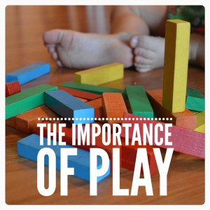the imporance of play