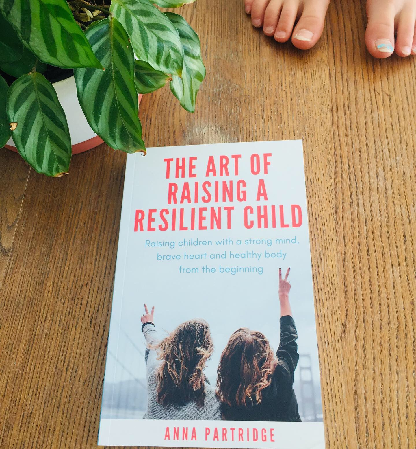 The Art of Raising a Resilient Child – my book out now!