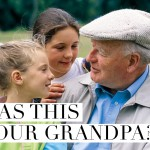 In honour of Grandparents Day