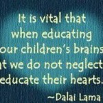 MotivationalMonday: Educate a child's heart